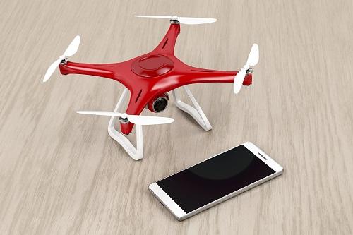 Les avantages de l'utilisation de drone à Marseille