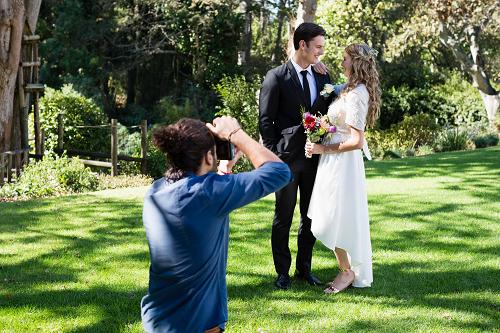 Photographe de mariage à Caen