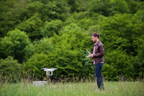 Boite de prod drone